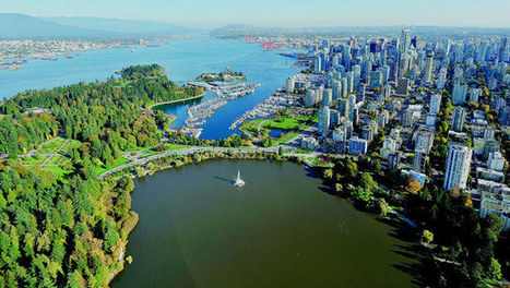 Stanley Park rated Best Hotel in the World by TripAdvisor | Vancouver | Scoop.it