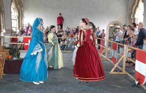 Vianden: Wenn das Mittelalter wieder erwacht | Festivals Celtiques et fêtes médiévales | Scoop.it