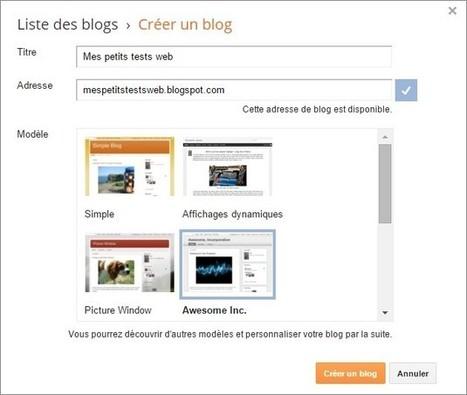 Blogger, WordPress : quelle plateforme pour un blog gratuit ? | divers | Scoop.it