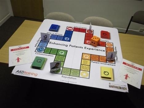 Ambulance Patient Experience Game wins top award - Rochdale Online | ePatients | Scoop.it