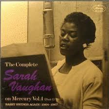 Sarah Vaughan-Divine: The Jazz Albums 1954-58   Jazz from WNMC   Scoop.it