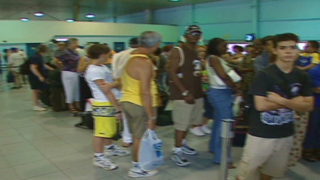 Cubans eager to take advantage of looser travel rules | News from the Spanish-speaking World | Scoop.it