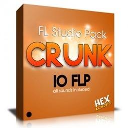 Download FLP Crunk 10 FL Studio Projects Vol 1   Hex Loops   A   Scoop.it