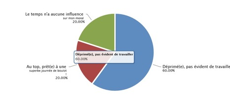La neige source de démotivation dans les entreprises   mamasurvey l'agence d'études 100% digitales, sociales et mobiles   Scoop.it