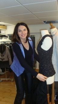 Marlène Weber, une artiste de mode attachée au monde de la scène - Le Progrès   Mode et beauté à Lyon   Scoop.it