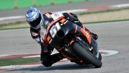 Pirro makes his first laps on the Gresini CRT | MotoGP World | Scoop.it