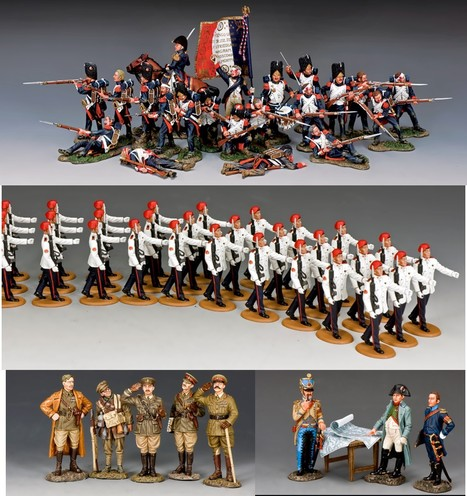 King & Country -- December Dispatches | Military Miniatures H.Q. | Scoop.it