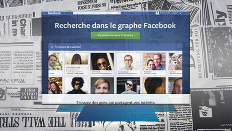 Le Graph Search de Facebook : espionnage ou opp...   Communication digitale, social media et CM   Scoop.it