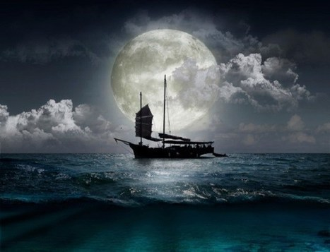 10 Amazing Sea Survival Stories - Listverse | Nova Scotia Fishing | Scoop.it
