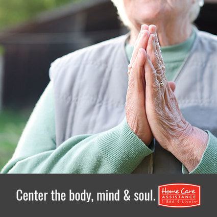 Information about Meditation for Elderly Adults | Home Care Assistance of Douglas Couty | Scoop.it