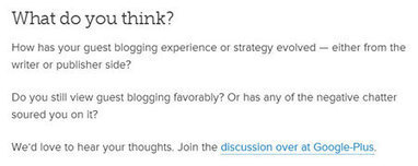 How To Get Mind-Blowing Results From Every Blog Post You Publish | Keep Up With The Web | Scoop.it