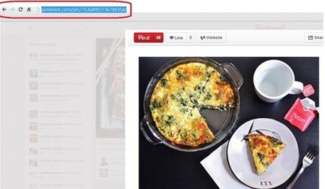 Blogger Yayın İçinde Pinterest Paylaşımlarını Kullanmak - Blogger Dersleri | Blogger Dersleri ve Blogger Eklentileri | Scoop.it