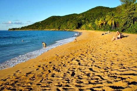 Experiences and Imprints Of The Guadeloupe Islands   Caribbean Travel Source   Scoop.it