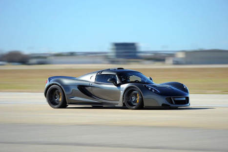 Hennessey Venom GT Sets Record ~ Grease n Gasoline | FASHION & LIFESTYLE! | Scoop.it