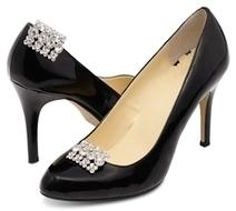 Rhinestone Shoe Clips | Eva Shoe Clips – Crystal | Shoe Clips - Shoe Accessories - Shoe Jewelry | Scoop.it