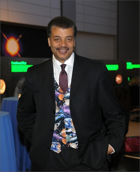Bronx Science HS Grad, World-Renowned Astrophysicist & Cosmologist, Neil deGrasse Tyson To Receive 2017 Lincoln Leadership Prize | Society and culture | Scoop.it