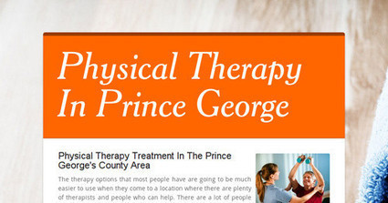 Physical Therapy Treatment In The Prince George's County Area | Work Hardening, Functional Capacity, Occupational Therapy, Physical therapy | Scoop.it