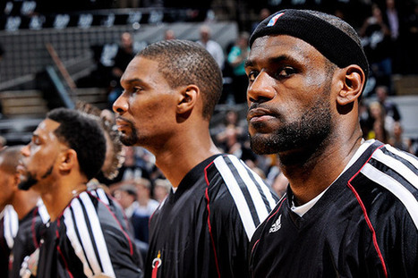 LeBron James to lead boycott in 2014-15 if Donald Sterling still owns | NBA games | Scoop.it