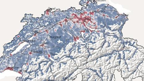 Hier steht die Schweiz im Stau | Verkehr | Scoop.it