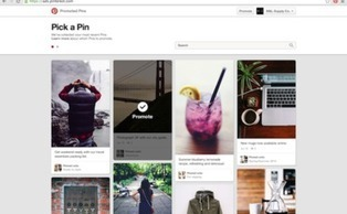 Do-It-Yourself Promoted Pins Premiere on Pinterest - SEW | Pinterest and Etsy | Scoop.it
