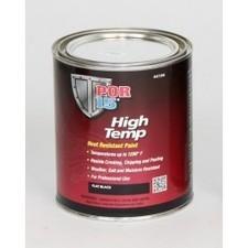 POR15 High Temp Flat Black Heat Resistant Paint (Black Velvet) (236ml) | POR15 Products | Scoop.it