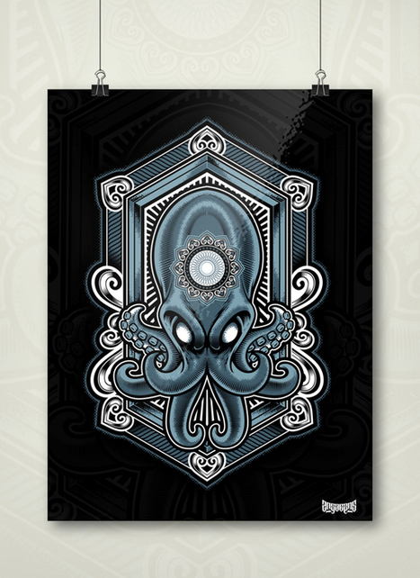 The best of Behance - Weekly Round up No. 1 - Rather Ape Creative Design | Photographic | Scoop.it