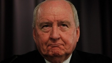 Alan Jones comments on UN climate change report inaccurate: media watchdog | Climate change and the media | Scoop.it