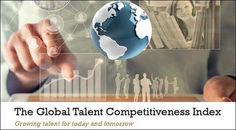 Etude inédite sur la compétitivité et les talents - blog Adecco   Emploi et recrutement   Scoop.it