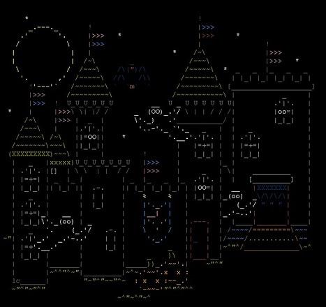 Favourite ASCII art | ASCII Art | Scoop.it