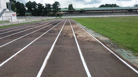 Cagayan De Oro Oval in Disrepair - Pinoyathletics.info | Philippines Track and Field | Scoop.it
