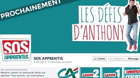 Le Crédit Agricole présente sa campagne de recrutement de 3 500 ... - MCE Ma Chaine Etudiante | Marque employeur | Scoop.it