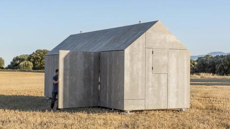 ÁBATON: Casa Transportable ÁPH80 | Building with wood | Scoop.it
