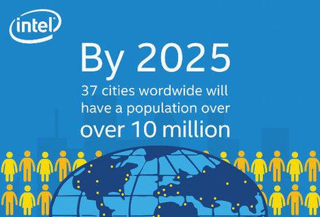 Smart City : à San José, Intel veut bâtir sa ville connectée en Californie | Smart Cities | Scoop.it