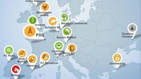 Le football européen va-t-il faire faillite ?   Management of sport   Scoop.it