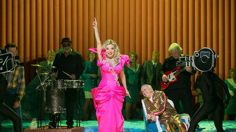 City Opera Board Says It May Enter Bankruptcy | Current Events | Scoop.it