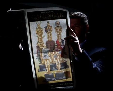 How do you make a printed page interactive? The L.A. Times used the sun. | DocPresseESJ | Scoop.it