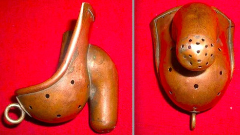 This 1880s anti-masturbation armor = the ultimate codpiece for your retro Iron Man costume | Sex History | Scoop.it
