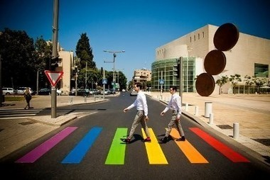 Tel Aviv launches LGBT-friendly website 'Gay Vibe' | Gay Travel | Scoop.it