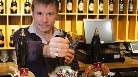 El grupo de rock, Iron Maiden, lanza su propia marca de cerveza | Cervejas - Material Complementar | Scoop.it