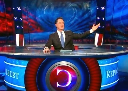 Colbert's at It Again, Providing Comic Relief About the Exxon Tar Sands Pipeline Spill | EcoWatch | Scoop.it