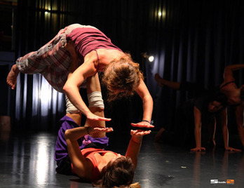 Contact Improvisation Festival in  , Greece | VI Movement Lab (Vilm) | Scoop.it