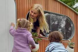 High-tech cubbies to be auctioned at flower show for Kids Under Cover | Think Design | Scoop.it