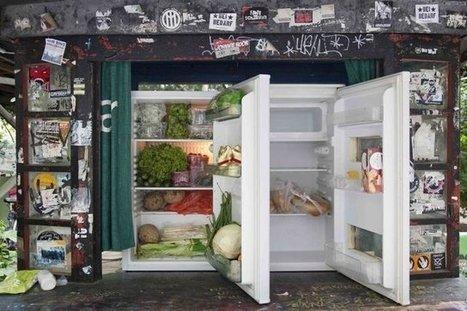Foodsharing et frigos ouverts contre la faim et le gaspillage | Art Danse Théâtre Musique francophone | Scoop.it