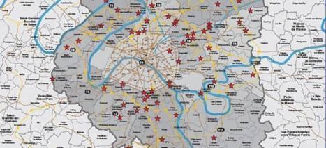 Les 61 sites retenus pour INVENTER la métropole du Grand Paris   94 Citoyens   URBANmedias   Scoop.it
