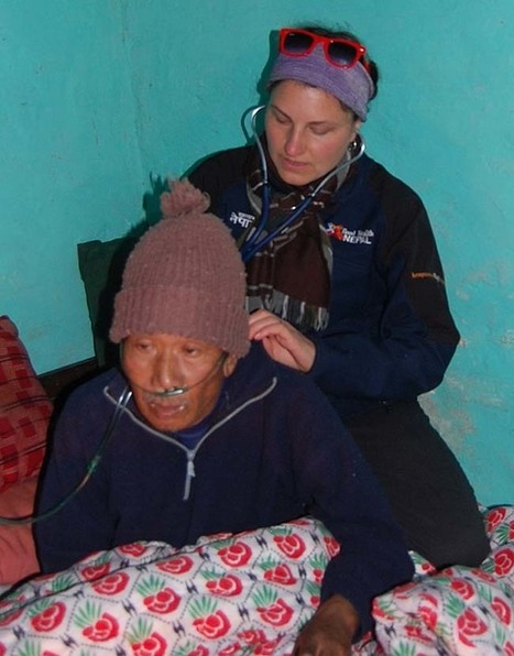 Mirrors | Acupuncture Relief Project | Volunteer Community Health Clinic | Nepal | Acupuncture Bedford | Scoop.it