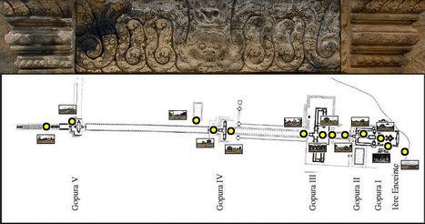 Patrimonium-mundi.org > Asia > Southeast Asia > Khmer Empire > Cambodia > Preah Vihear : map | Archéologie et Patrimoine | Scoop.it
