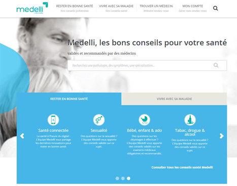 JIM.fr - Medelli, premier site web grand public d'informations santé validées et recommandées par des médecins | VIGIE Pharma : Visite médicale et marketing pharmaceutique | Scoop.it