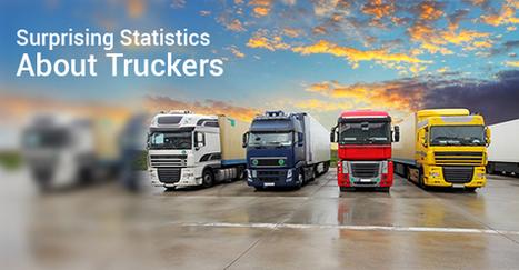 Surprising Statistics About Truckers   Automobiles   Scoop.it