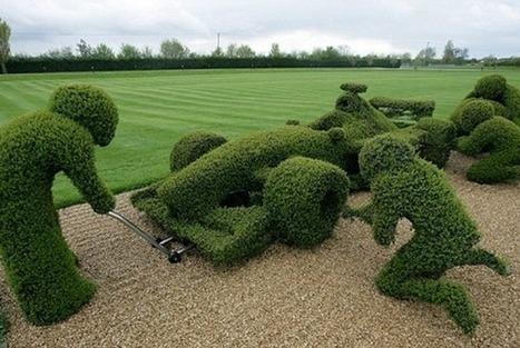 Un grand prix de F1 plus vert que des parties de tennis ? | ___Sport(s)___ | Scoop.it