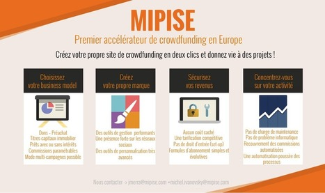 Toute l'équipe MIPISE vous souhaite une bonne et heureuse année 2015 ! | Crowdfunding - MIPISE | Scoop.it